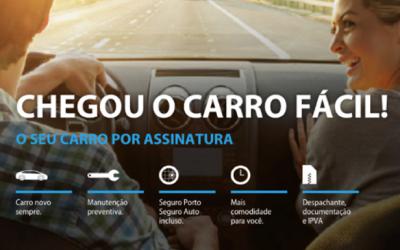 Que tal andar de carro novo todo ano sem ter que pagar Entrada, IPVA, Seguro e Manutenção??