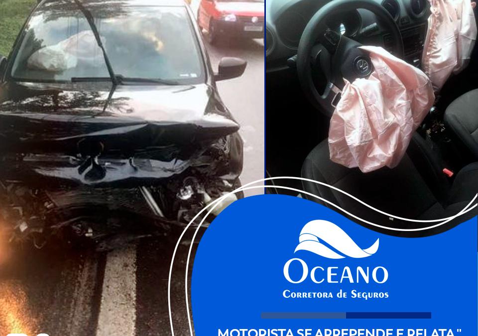 """Motorista se arrepende e relata """"transtorno e prejuízo"""", após contratar Proteção Veicular."""